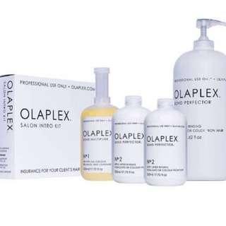 Olaplex No.1 or No.2 decants (Limited Quantity)