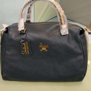 #New Salad leather handbag