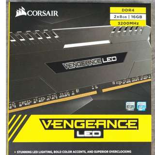Corsair LPX LED - DDR4 desktop