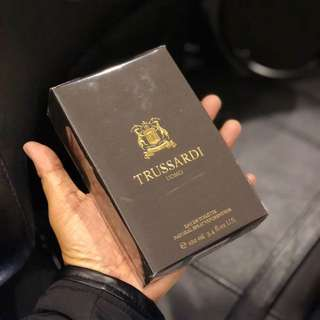 Authentic Trussardi UOMO Perfume 100ml Limited Stock First Come First Served 😎👍