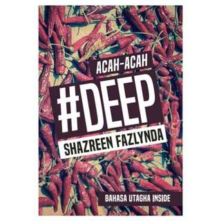 Acah-Acah Deep - Shazren Fazlynda