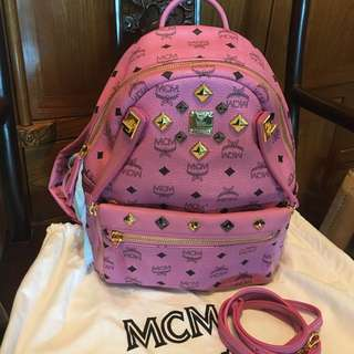 MCM backpack m size