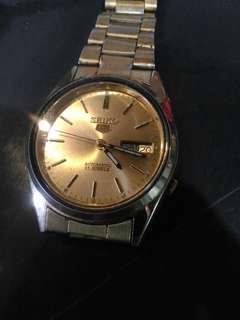 Seiko automatic 21 jewels th.97