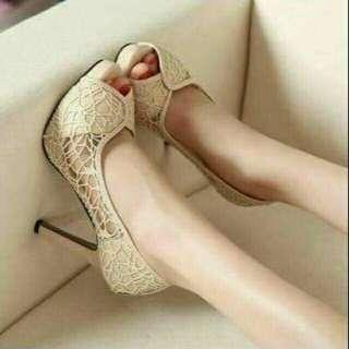 Korean High Heels 4inch