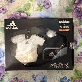 全新Adidas 八達通
