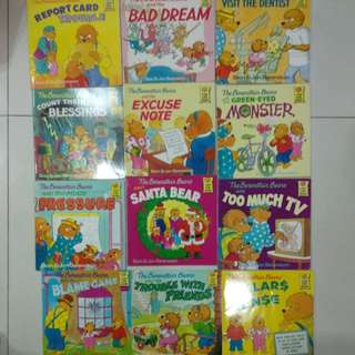 The berenstain book