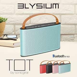 TOT ELYSIUM Bluetooth Stereo Speaker System