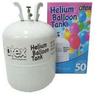 Helium Gas Tank - 5kg