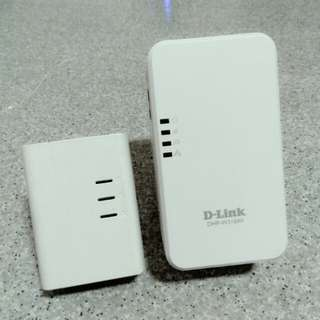 Dlink powerline wireless extender DHP-W310AV