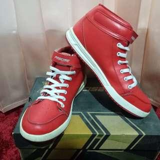 Sepatu Precise Filia Red Ori