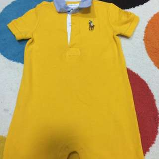 Authentic Ralph Lauren Baby Onesies