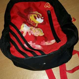Backpack small kids adidas