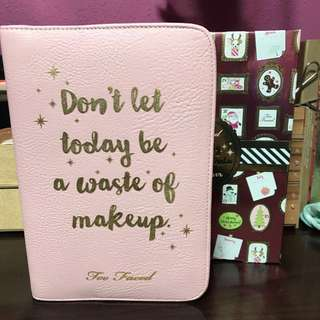 Too Faced Planner Notebook