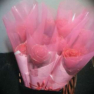 Handmade single bouquet rose