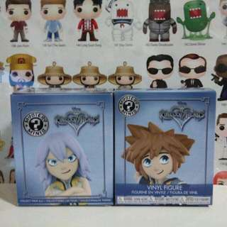 Funko Pop Mystery Mini Kingdom Hearts Gamestop Exclusive Vinyl Figure Collectible Toy Gift Disney