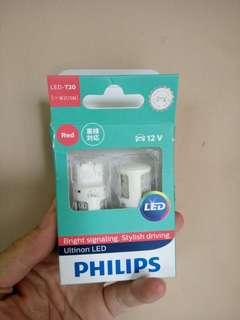 MURAH! Philips LED Rem T20 W21/5W