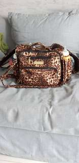 Jujube BFF Queen of the Jungle Diaper Bag