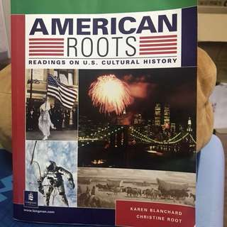 🚚 American Roots-Readings on U.S. Cultural History