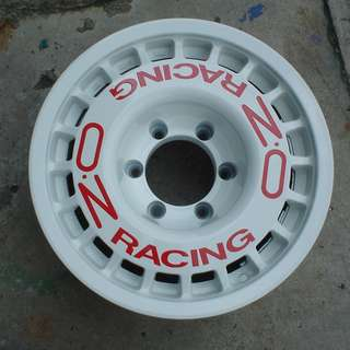 OZ Racing original 4x4 rims
