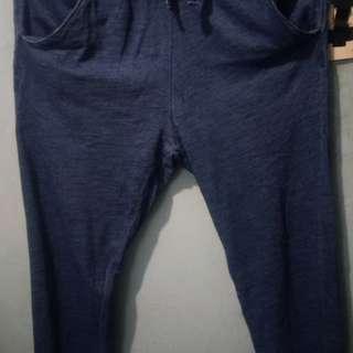 H&M Jogger Pants Slim Fit (Blue)