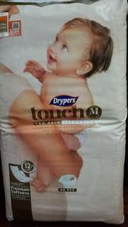 Drypers Touch M/L