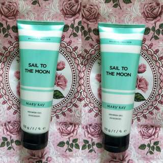 Mary Kay Sail to the Moon Shower Gel
