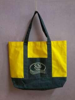 Bag kain sederhana keras