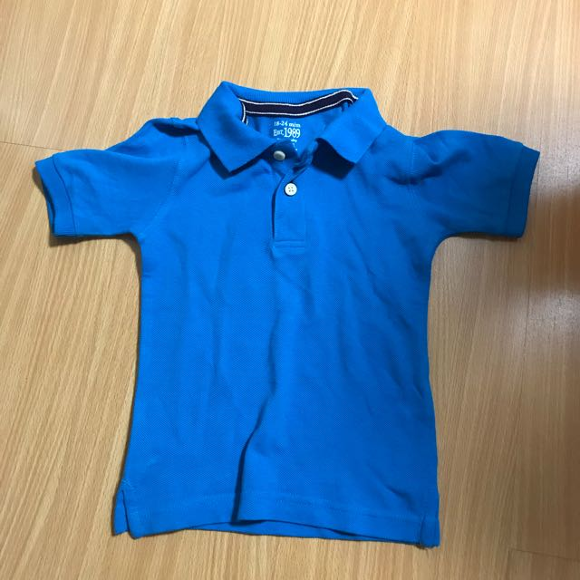 18-24 mos polo shirt