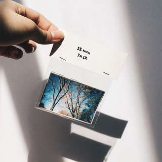 35mm film Sticker Pack