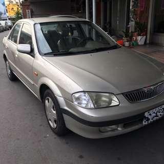 自售2001 Tierra 1.6 售38000 0977366449 line:a0977366449
