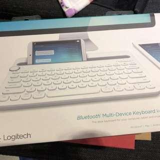 Logitech BT keyboard k480