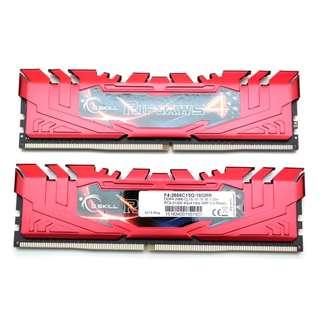 G.Skill RipJawsV 2666Mhz 2 Channel (3000Mhz 16GB $325)