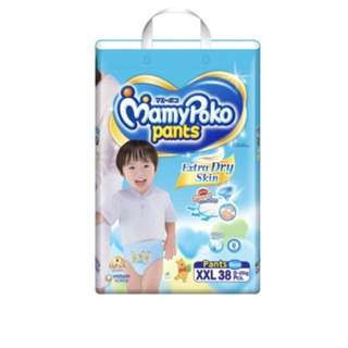 MamyPoko Diaper Pants XXL