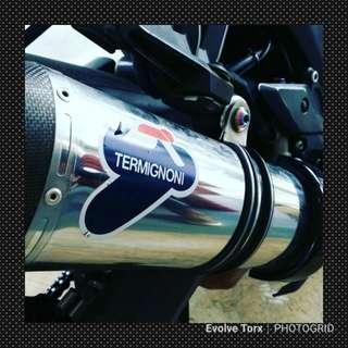 🔩Titanium Torx Bolt for motorcycle exhaust