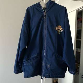 Vintage rip curl winter jacket