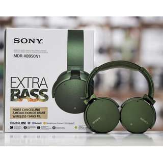 SONY XB950N1 EXTRA BASS™ Wireless Noise Cancelling Headphones