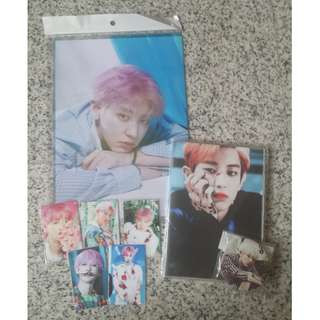 [INSTOCKS] EXO Chanyeol Grab Bag A