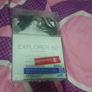 Explorer 80 Bluetooth Headset