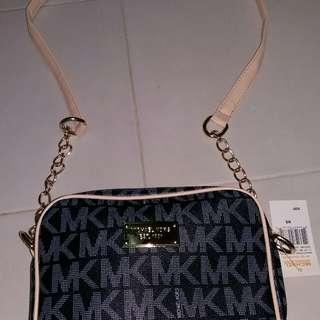 Instock mk chain sling bag