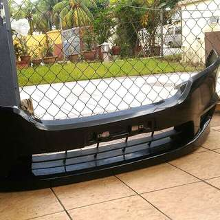 Honda stream RN6 bumper (Original)