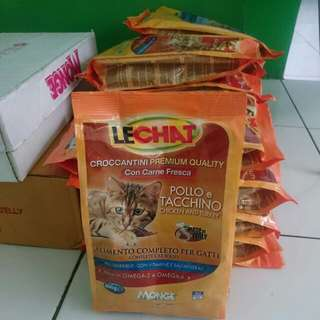 [Premium Quality] Monge Lechat Chicken&Turkey 400gr made in Italy