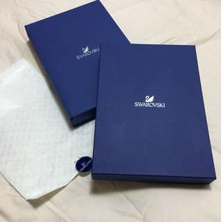 Swarovski Box/ Gift Box/ Storage Box