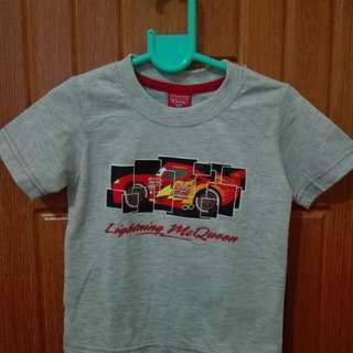 Disney Pixar Cars Lightning McQueen Shirt