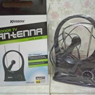 Antena Dalam - Indoor TV Antenna