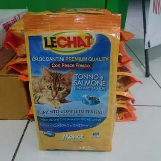 [Premium Quality] Monge Lechat Tuna and Salmon 400gr made in Italy