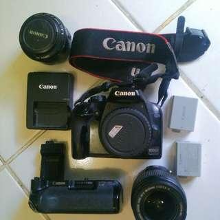 Camera Canon DSLR 1000D