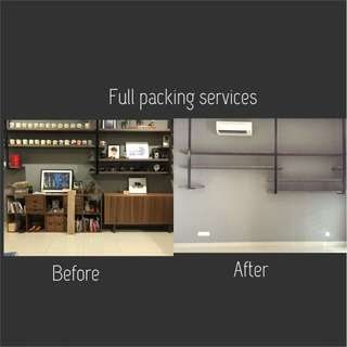 Full Packing Services