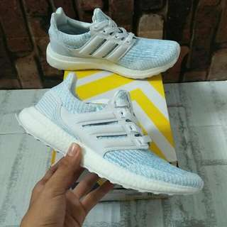 ADIDAS ULTRABOOST 3.0 PARLEY ICE BLUE MIRROR QUALITY