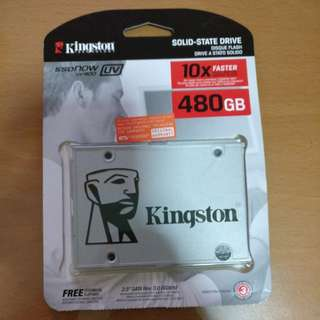 Kingston 480 GB Sata SSD