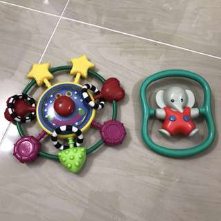 Baby Toys & Rattle